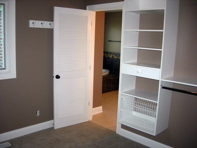 2nd walk-in closet