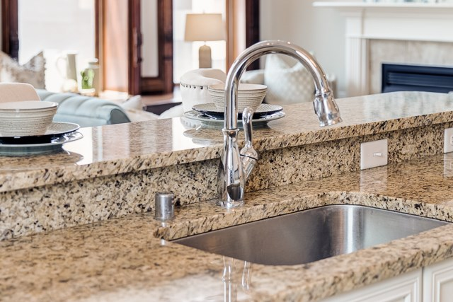 Granite Kitchen Details
