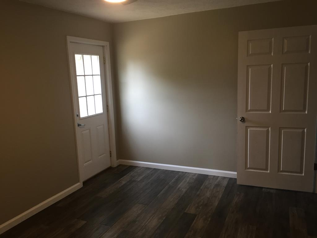 MASTER BEDROOM WITH DOOR TO DECK
